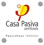 Logo Casas Pasivas Certificada