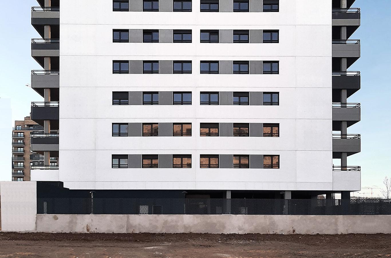 Imagen de Edificio Adagio