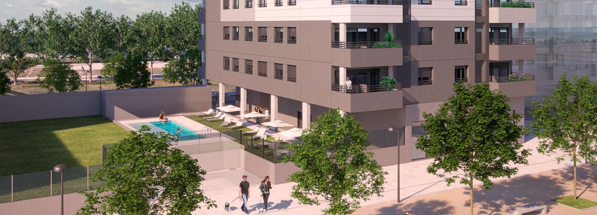 Edificio Adagio