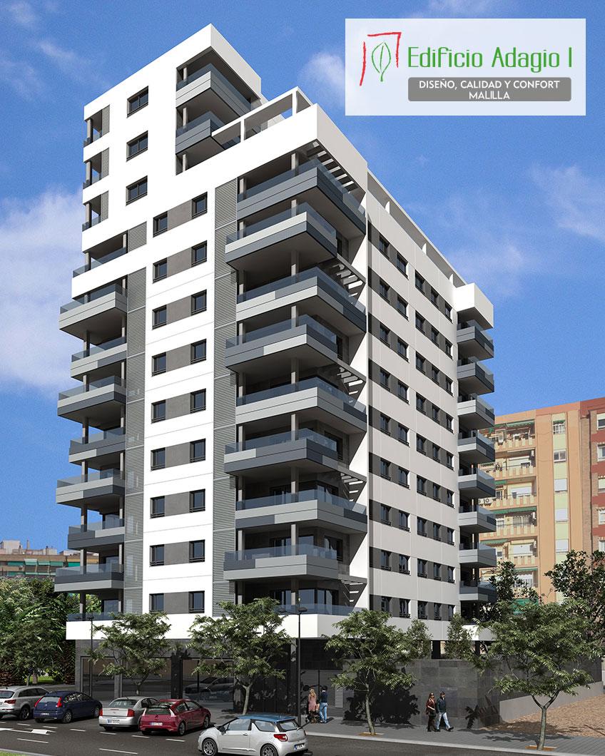 Imagen de la noticia sobre 1º Edificio multifamiliar Passivhaus en clima cálido